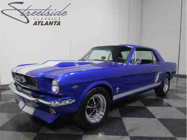 1966 Ford Mustang | 953141