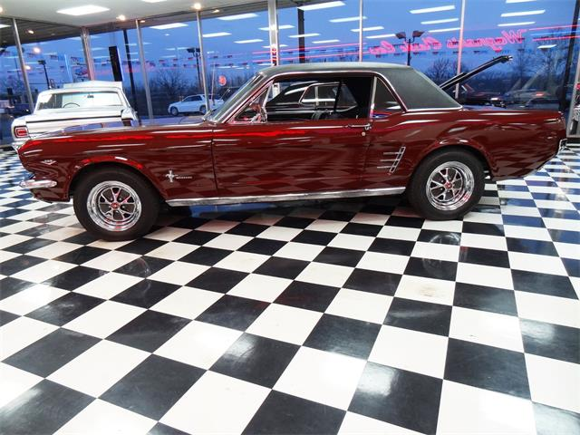 1966 Ford Mustang | 953144