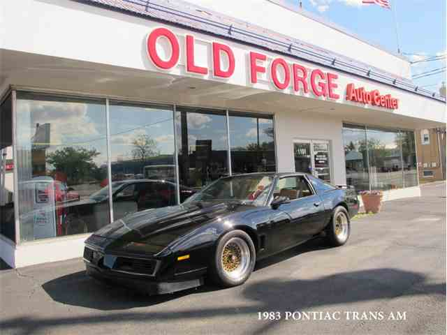 1983 Pontiac Firebird Trans Am | 953145