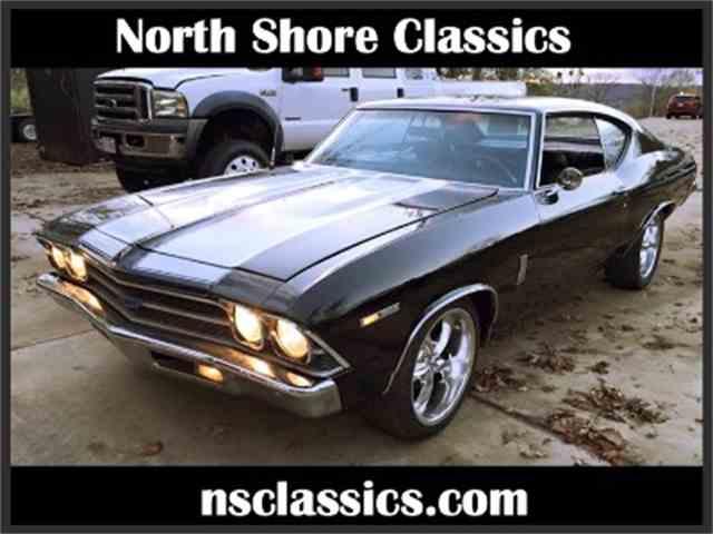 1969 Chevrolet Chevelle | 953148