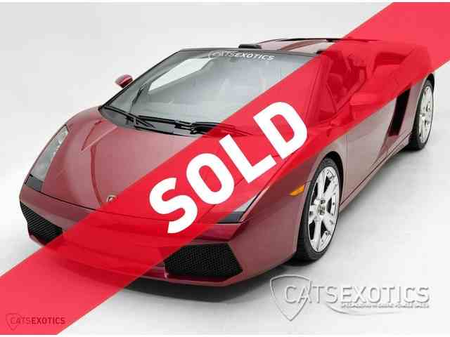 2006 Lamborghini Gallardo | 953164