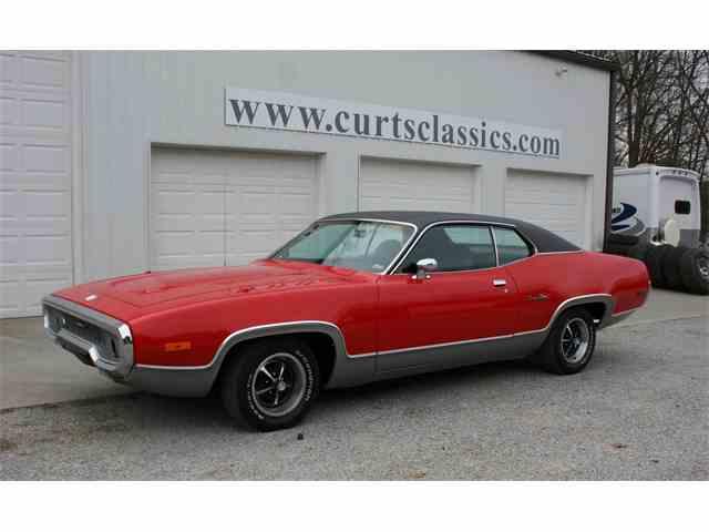 1972 Plymouth Satellite | 953179