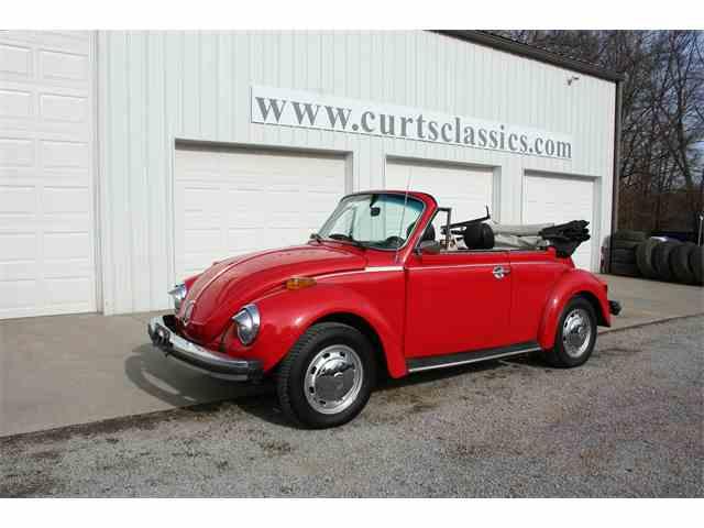 1978 Volkswagen Super Beetle | 953189