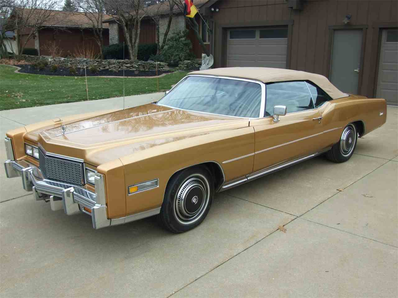 Large Picture of '76 Eldorado - KFHM