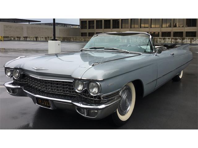 1960 Cadillac Series 62 | 950032