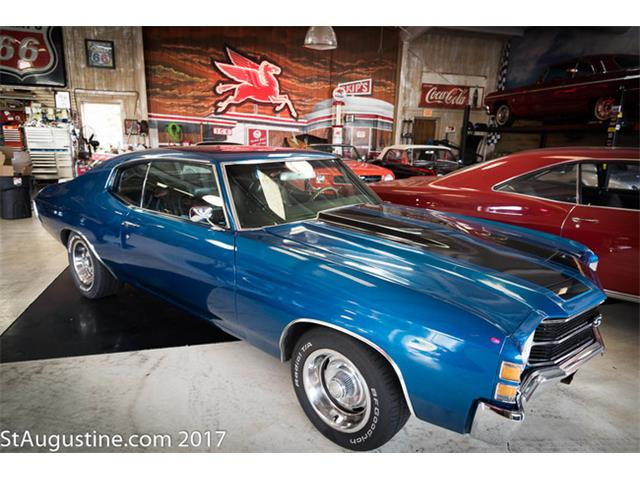1971 Chevrolet Chevelle SS | 953206