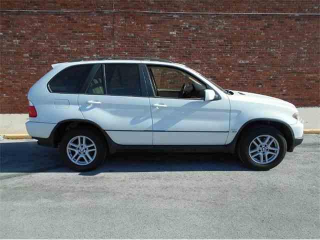2004 BMW X5   950321