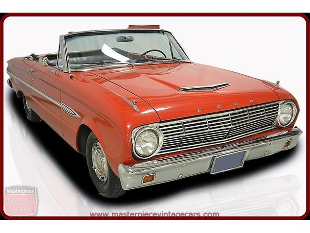 1963 Ford Falcon Futura | 953212