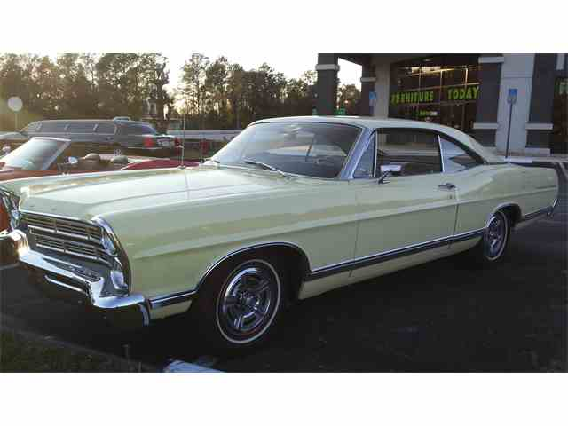 1967 Ford Galaxie 500 | 953216