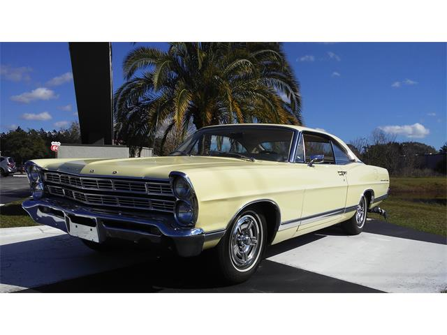 1967 Ford Galaxie 500 | 953216