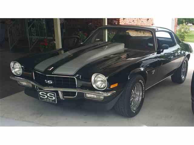 1972 Chevrolet Camaro SS | 953218