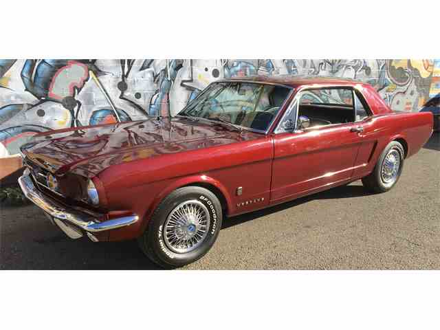 1966 Ford Mustang GT | 953228