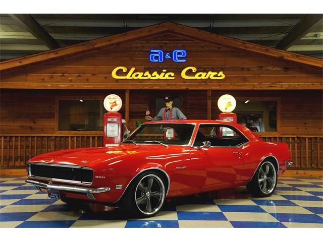 1968 Chevrolet Camaro | 953229
