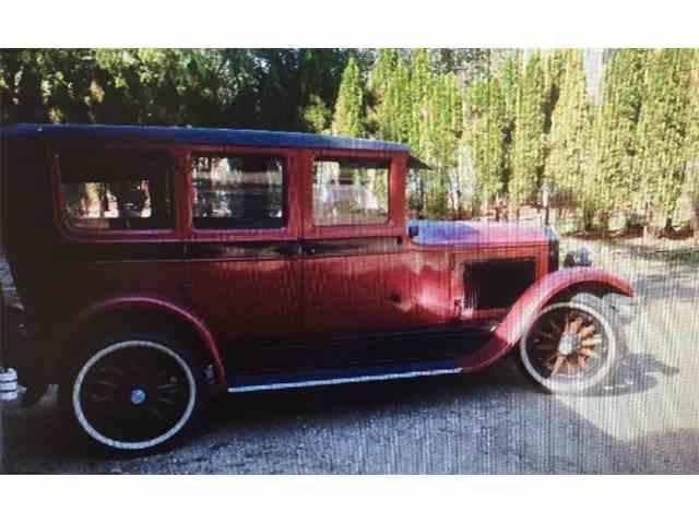 1927  Buick Sedan | 953230