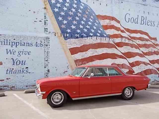 1963 Chevrolet Nova SS | 953231