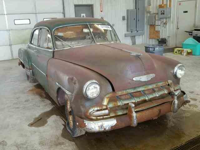 1952 Chevrolet Deluxe | 953236
