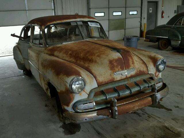 1952 Chevrolet Deluxe | 953237