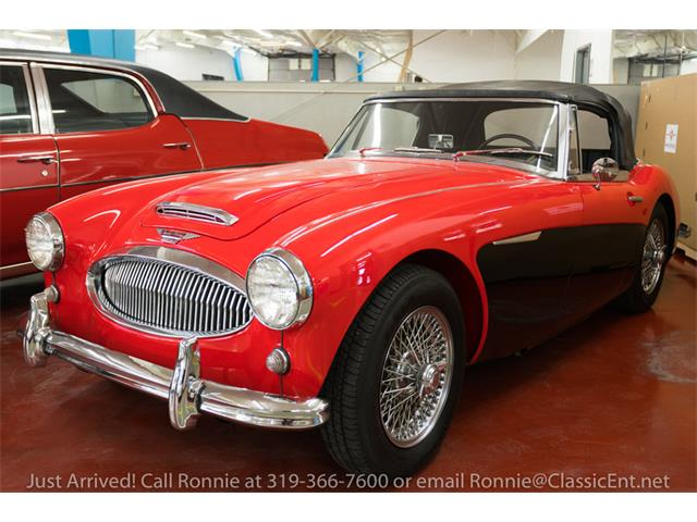 1963 Austin-Healey 3000 Mark II | 950324