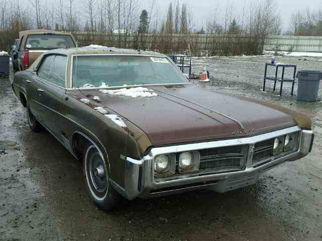 1969 BUICK ALL OTHER | 953243