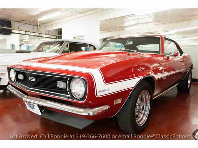 1968 Chevrolet Camaro | 950325