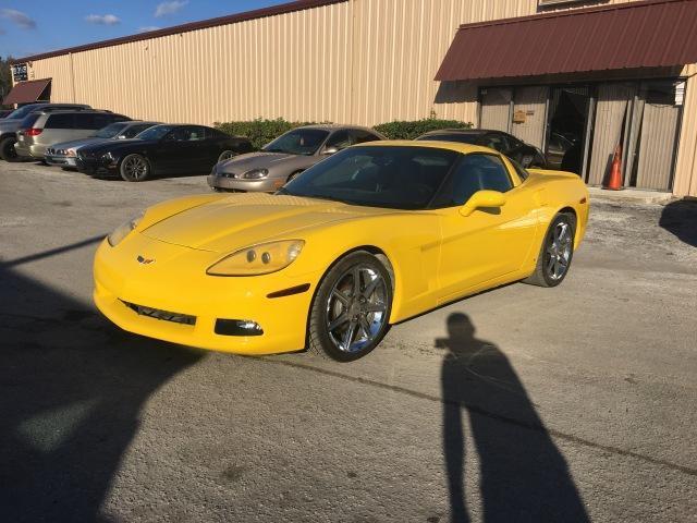 2008 Chevrolet Corvette | 953263