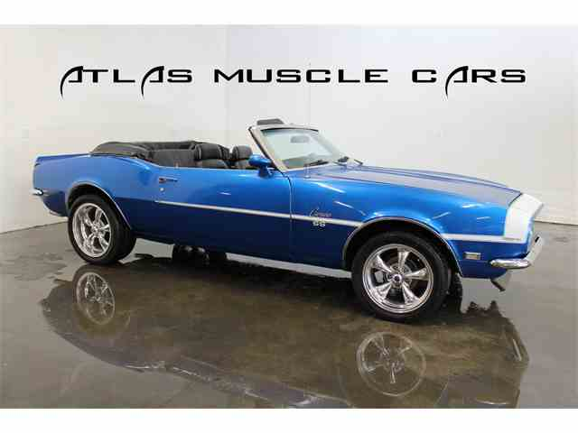 1968 Chevrolet Camaro | 953274