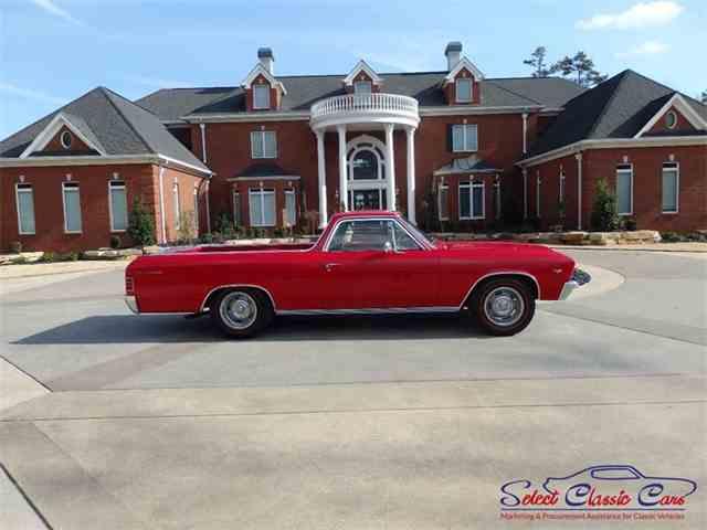 1967 Chevrolet El Camino | 950328