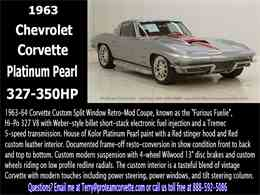 1963 Chevrolet Corvette for Sale - CC-953280