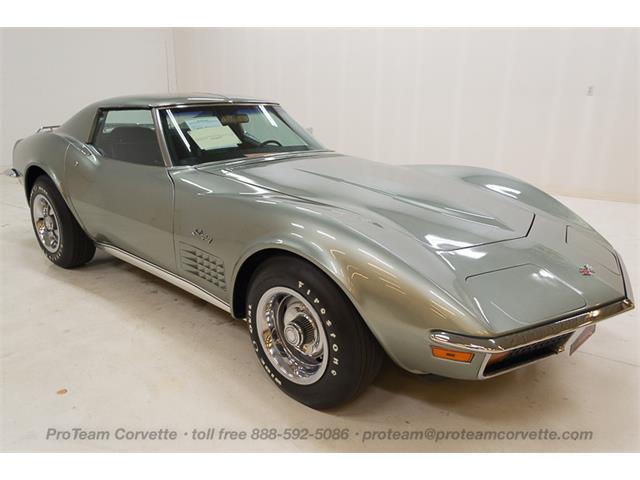 1972 Chevrolet Corvette | 953282