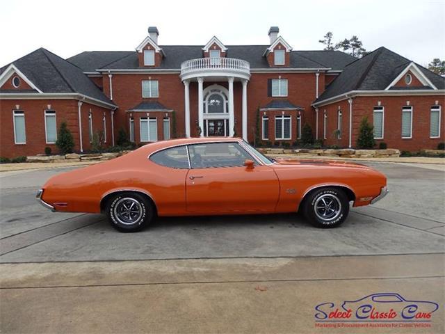 1972 Oldsmobile 442 | 950329
