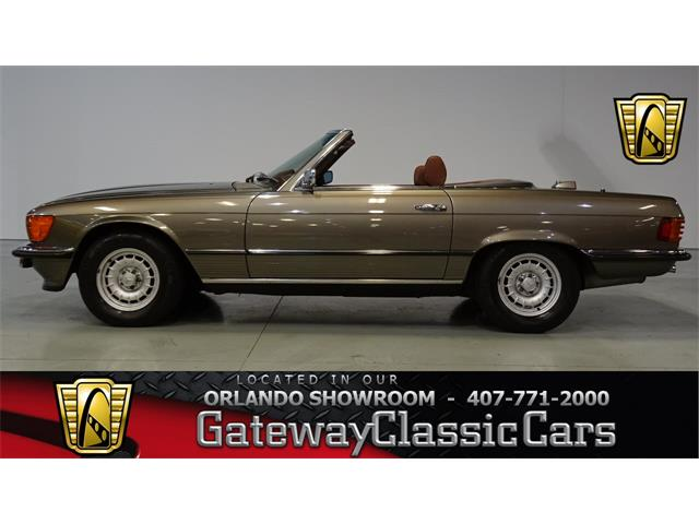 1973 Mercedes-Benz 450SL | 953292