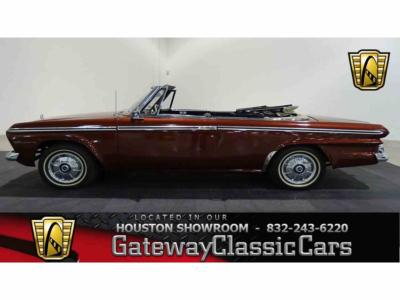 Large Picture of '64 Studebaker 2-Dr Offered by Gateway Classic Cars - Houston - KFKG