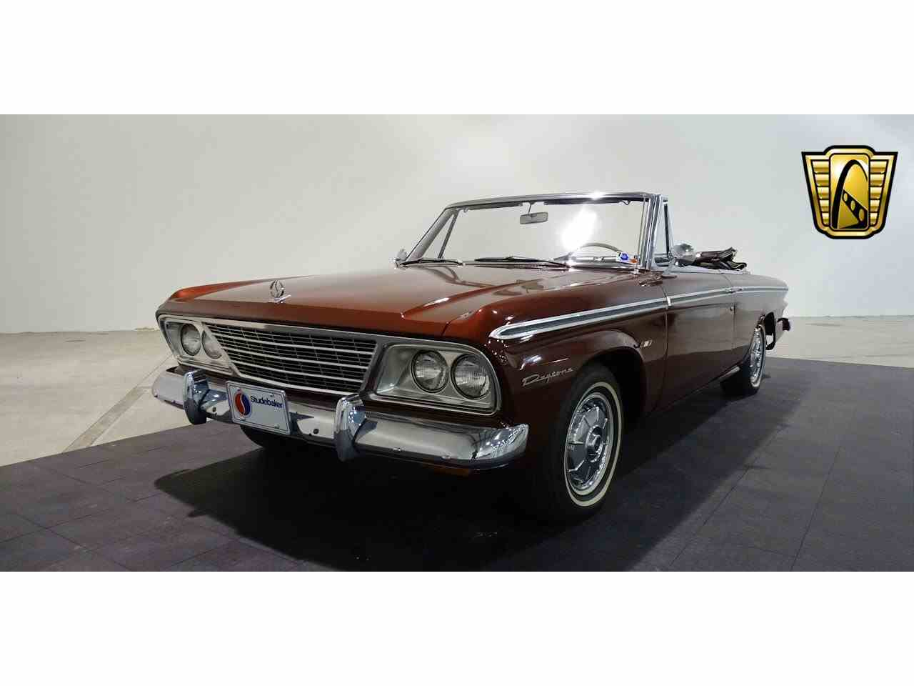 Large Picture of '64 Studebaker 2-Dr located in Houston Texas - KFKG