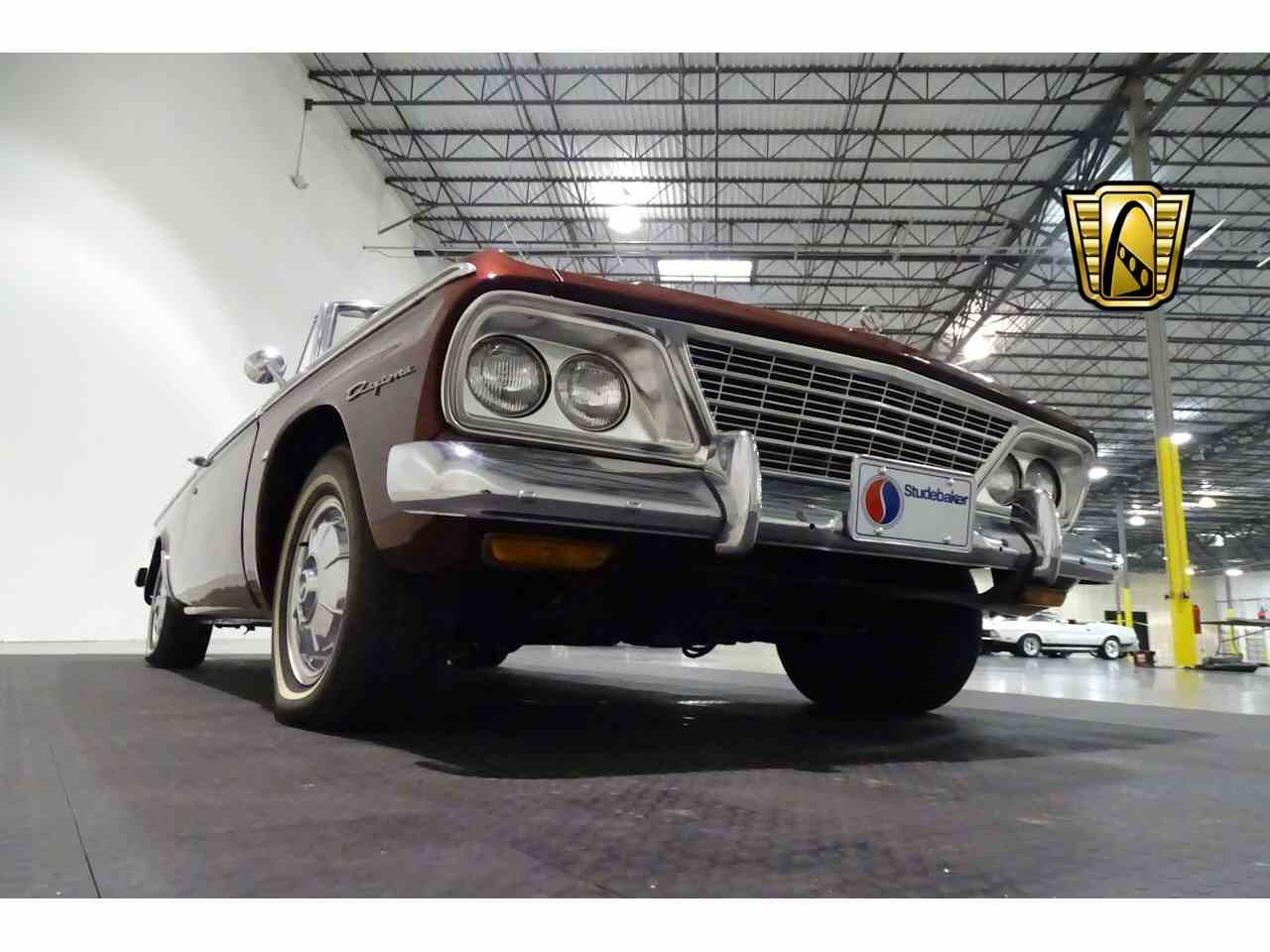 Large Picture of Classic '64 Studebaker 2-Dr located in Texas Offered by Gateway Classic Cars - Houston - KFKG