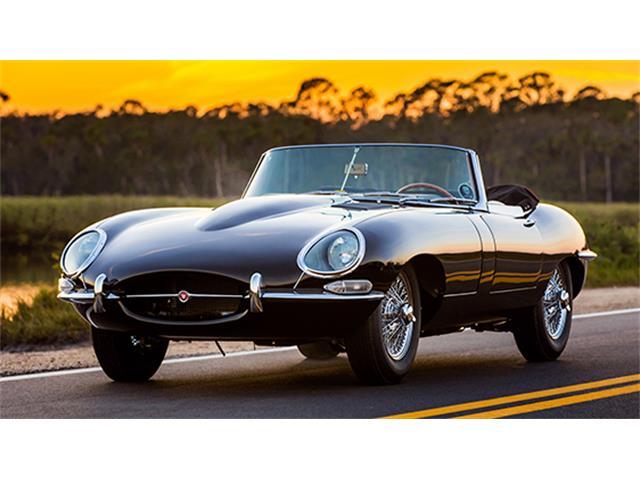 1963 Jaguar E-Type Series 1 3.8 Roadster | 953297