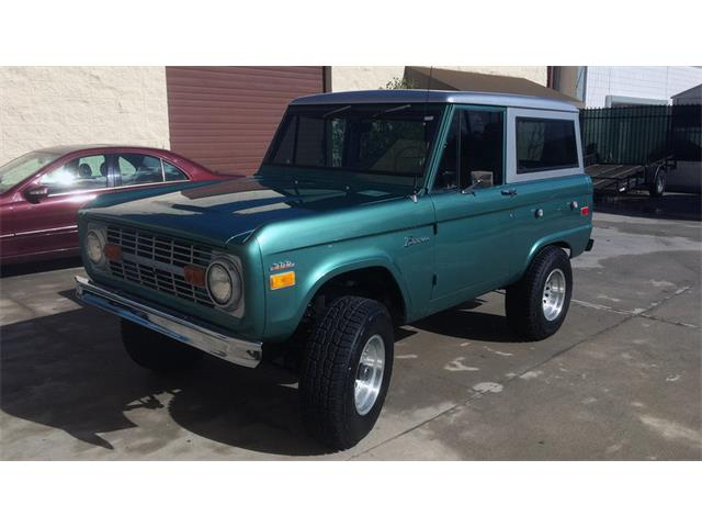 1970 Ford Bronco   950033