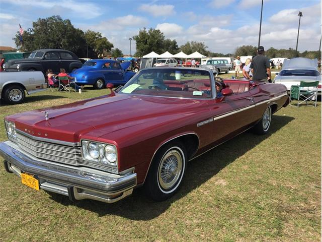 1973 buick electra on craigslist autos post. Black Bedroom Furniture Sets. Home Design Ideas