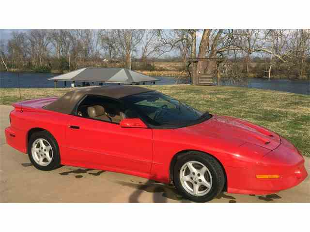 1995 Pontiac Firebird Trans Am | 953337