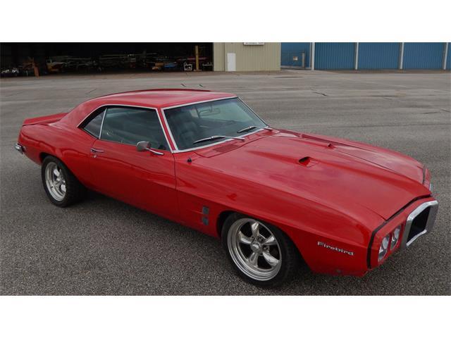 1969 Pontiac Firebird | 953338