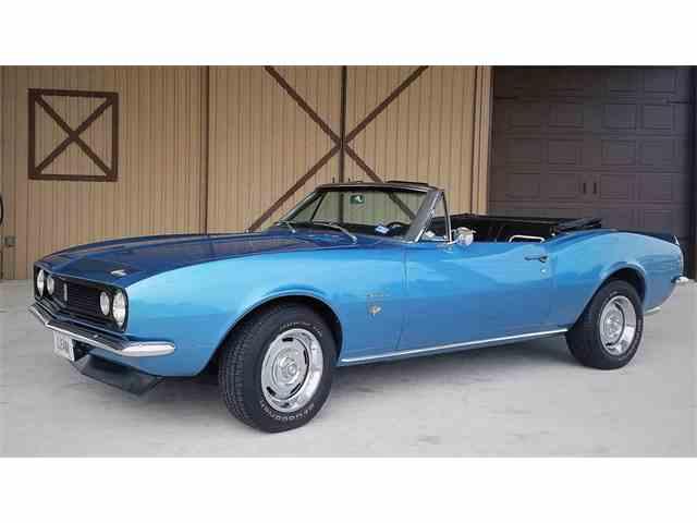 1967 Chevrolet Camaro | 953342