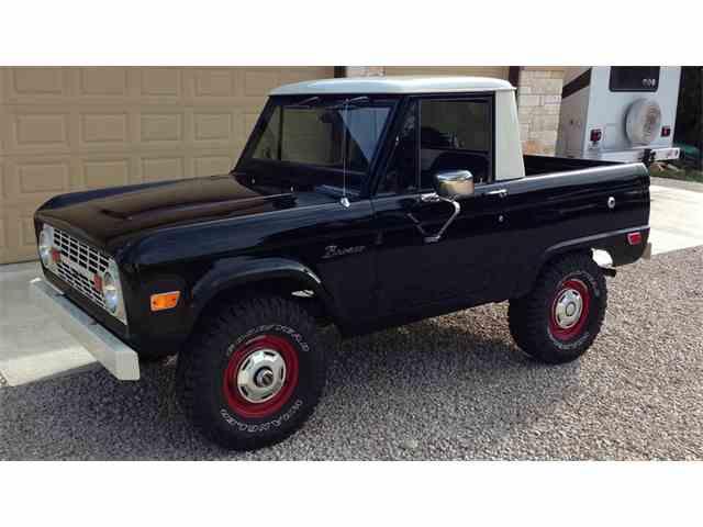 1969 Ford Bronco U14 | 953346