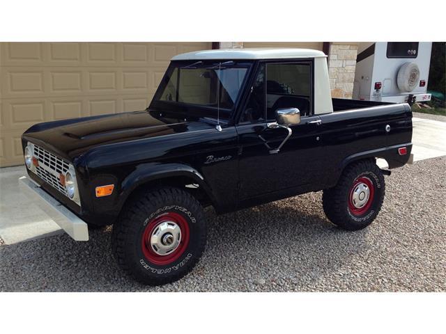 1969 Ford Bronco U14   953346