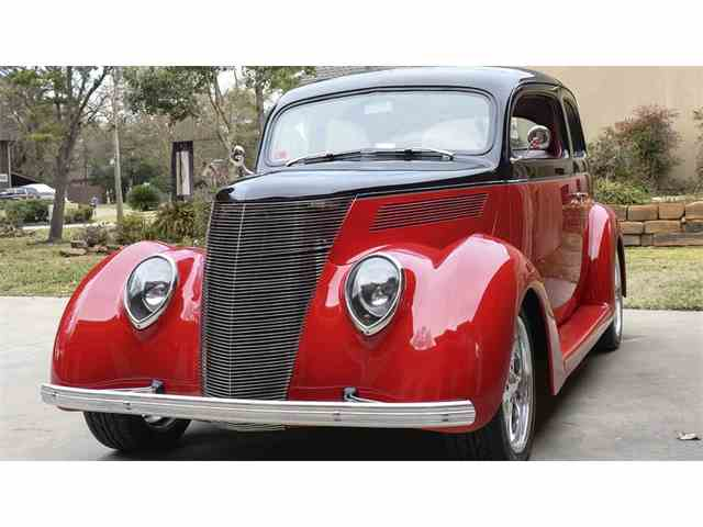 1937 Ford Slantback | 953347