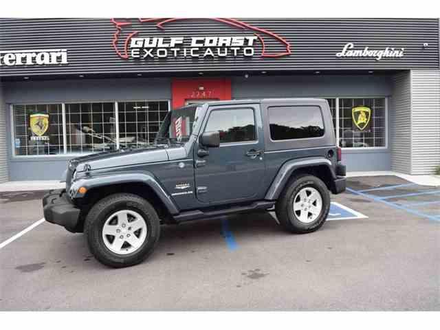 2007 Jeep Wrangler | 953352