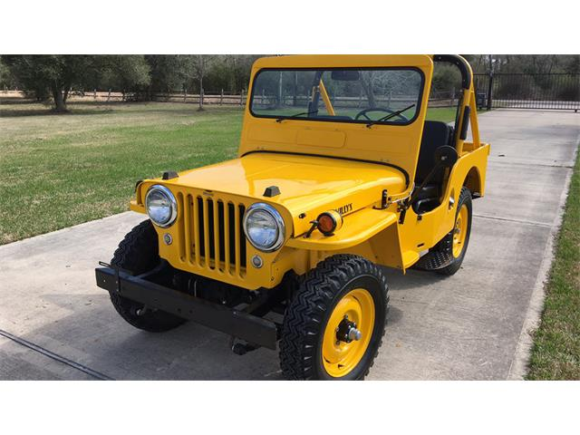 1953 Willys Jeep | 953353