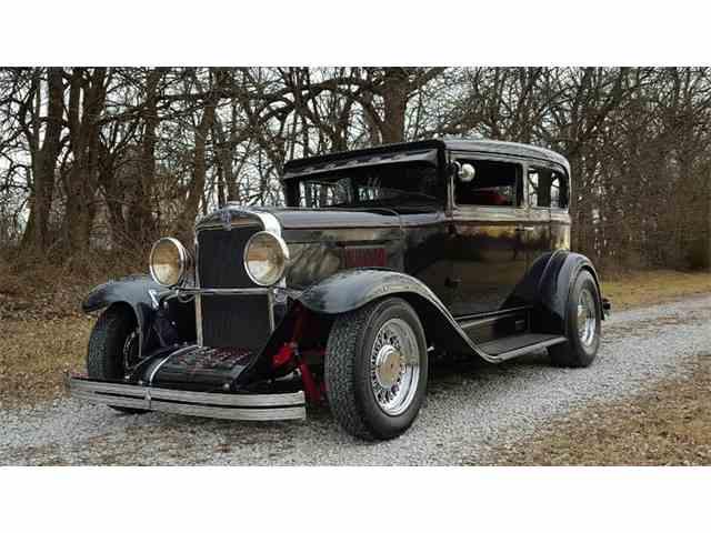 1929 Chevrolet Sedan | 953358