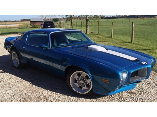 1971 Pontiac Firebird Trans Am | 953364