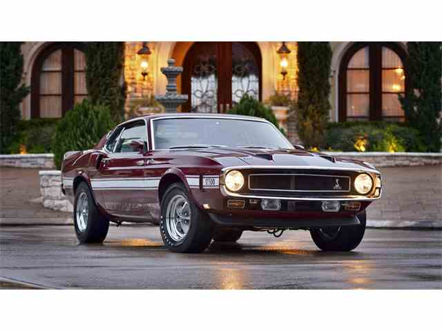 1969 Shelby GT500 | 953369