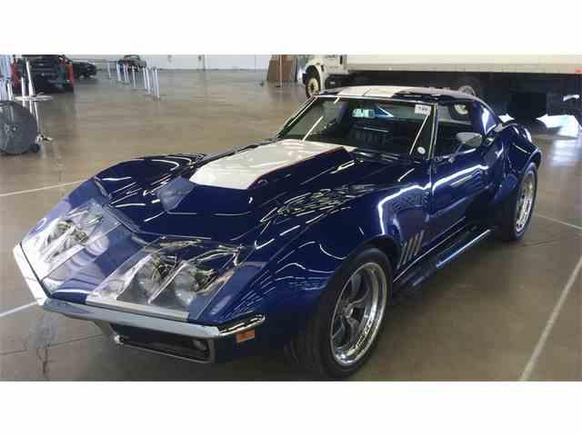 1969 Chevrolet Corvette   953373