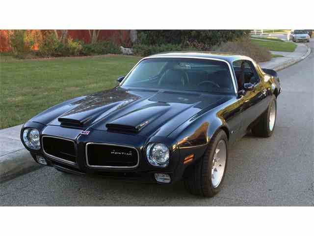 1972 Pontiac Firebird | 953378